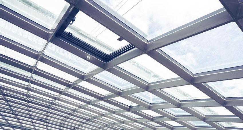 Diamo importanza agli ambienti con le lavorazioni di carpenteria metallica