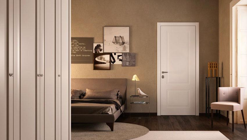 Porte interne per arredare gli ambienti interni di qualsiasi edificio