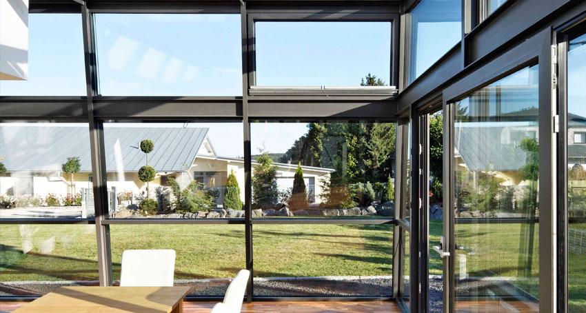 Lembo infissi realizza verande e giardino d inverno per godersi gli spazi aperti - Verande esterne ...